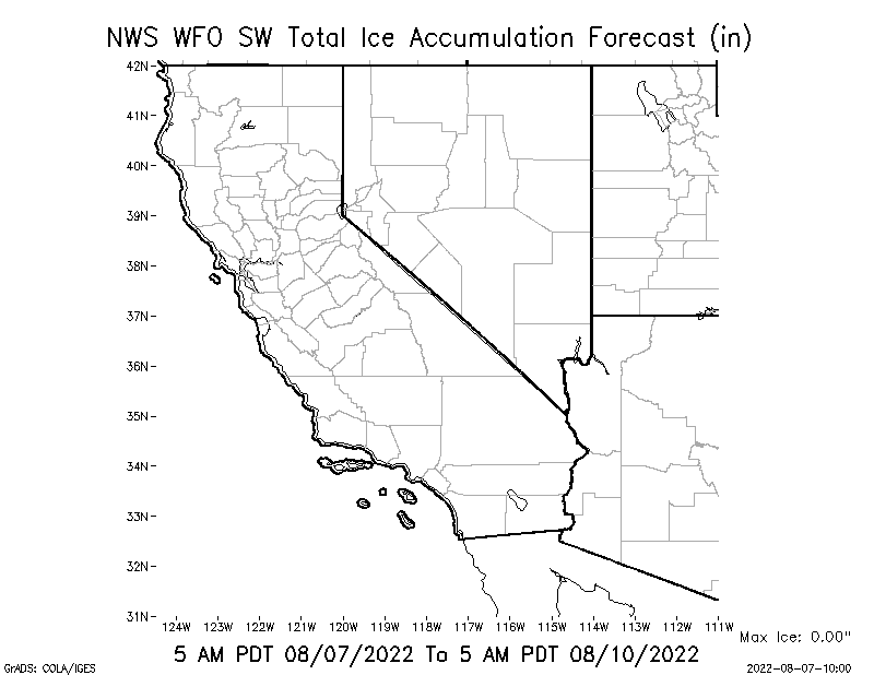 SW Total Ice